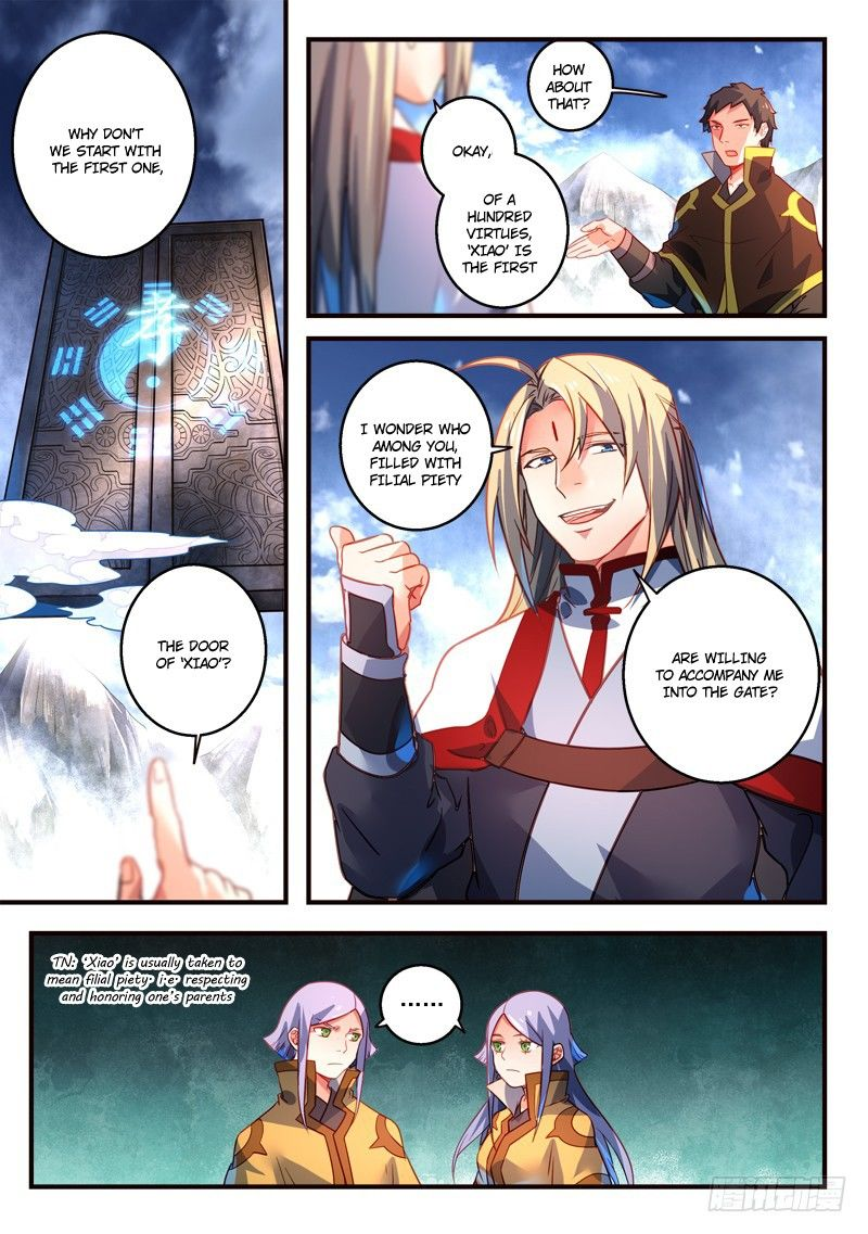 Spirit Blade Mountain 317 Page 2