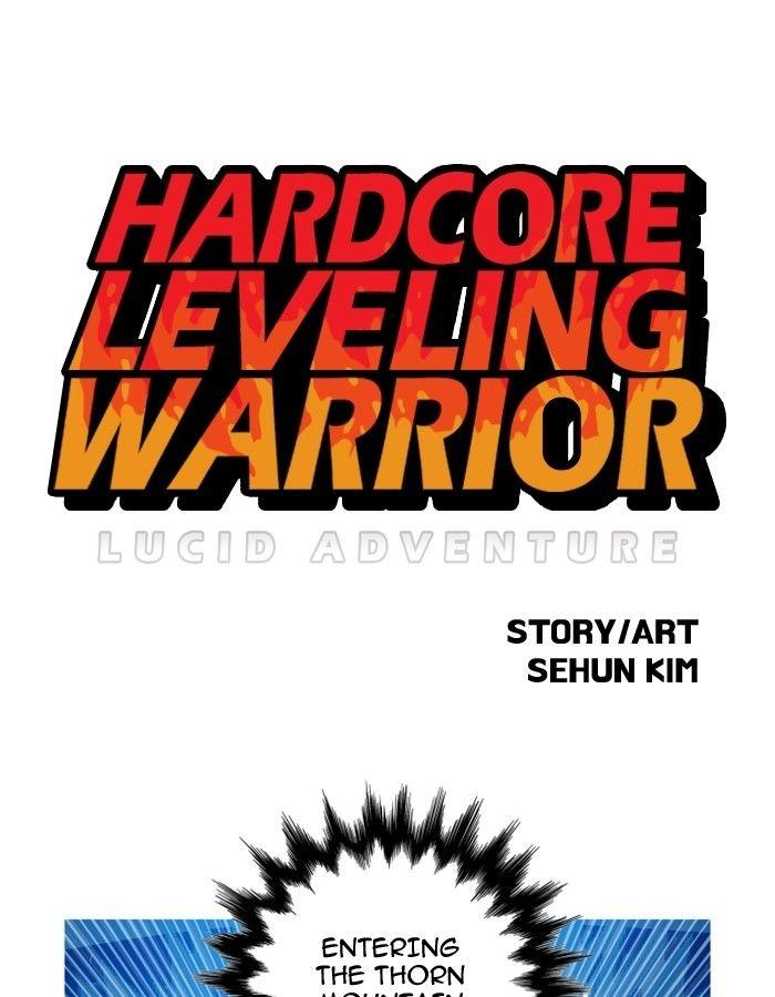 Hardcore Leveling Warrior 100 Page 1