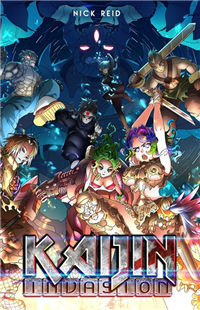 Kaijin Invasion