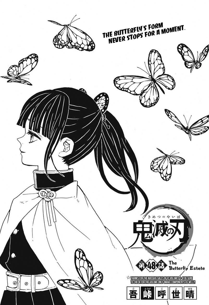Kimetsu no Yaiba 48 Page 1