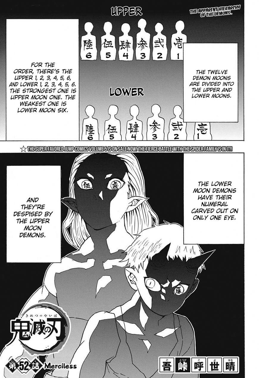 Kimetsu no Yaiba 52 Page 1