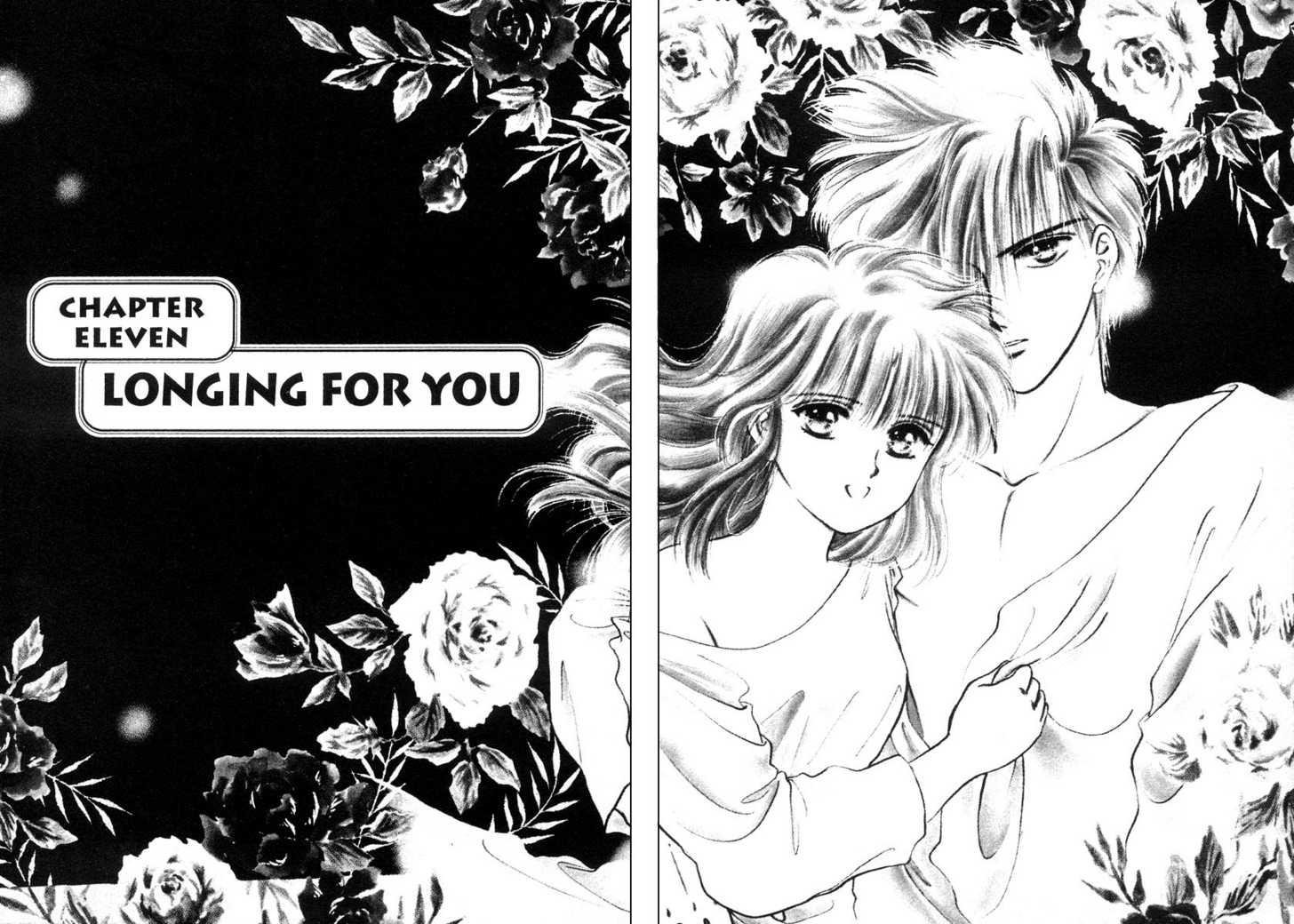 Fushigi Yuugi 11 Page 1