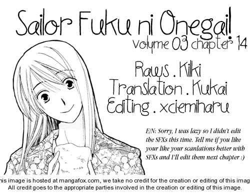 Sailor Fuku ni Onegai! 14 Page 1