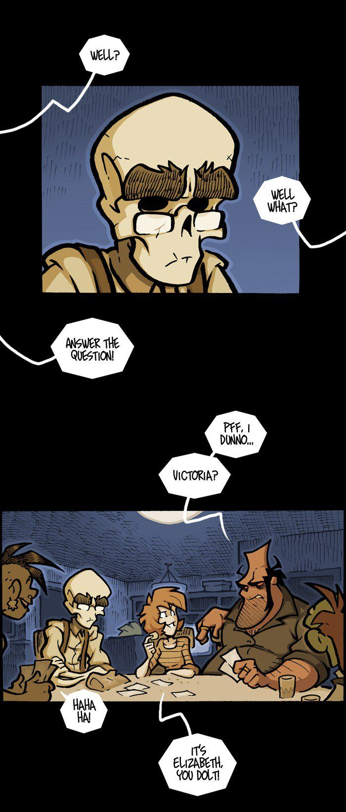 Apocalyptic Horseplay 109 Page 2