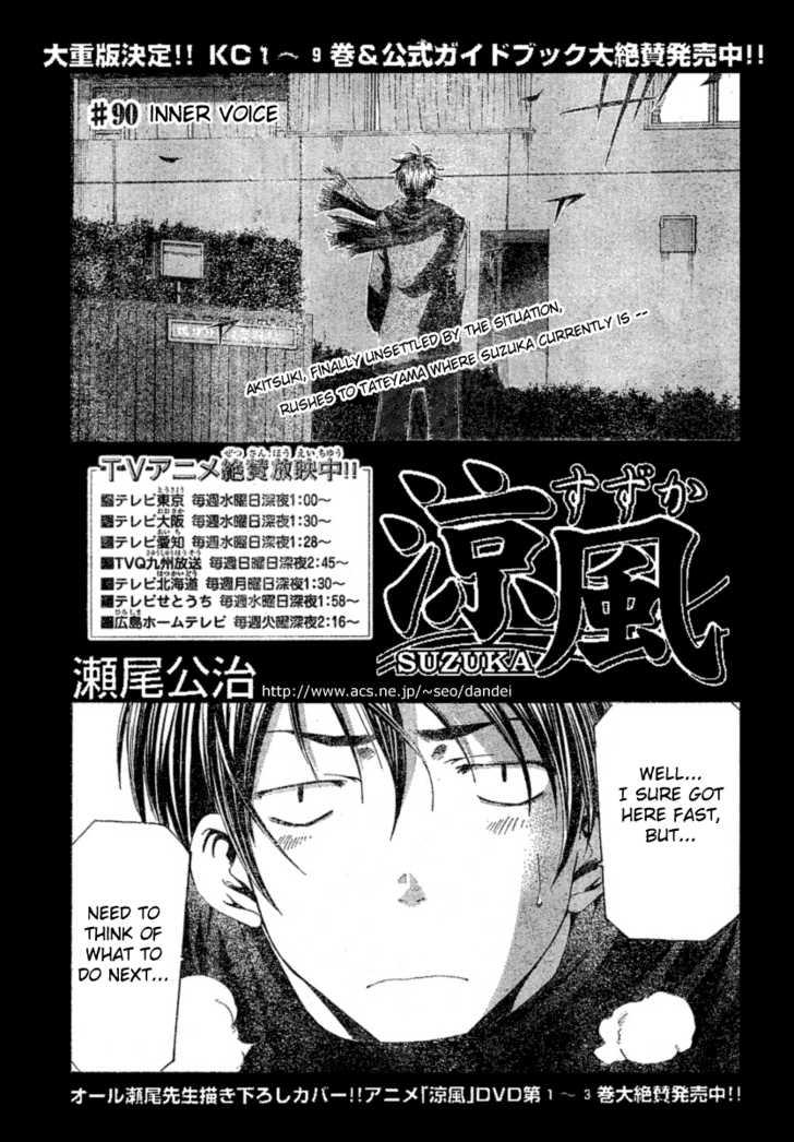 Suzuka 90 Page 1