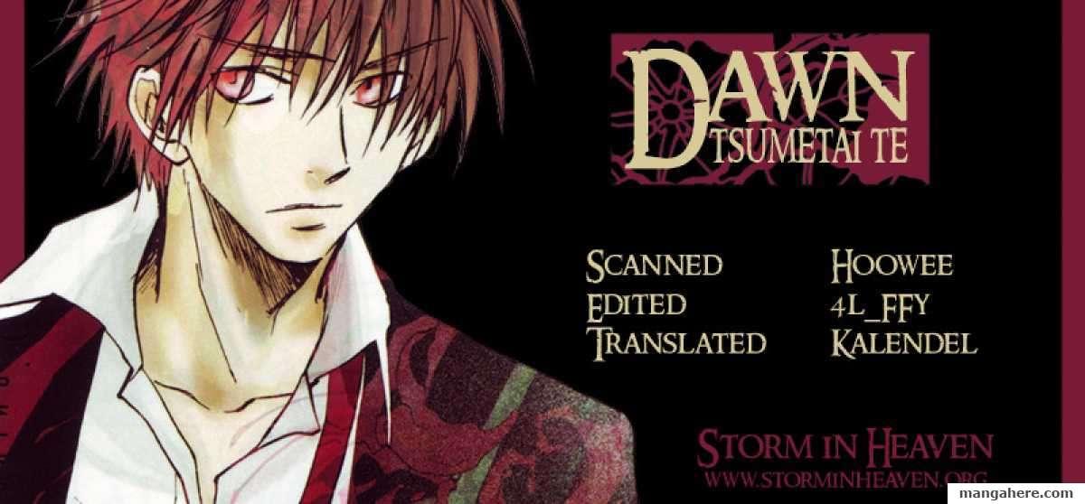 Dawn - Tsumetai Te 17 Page 1