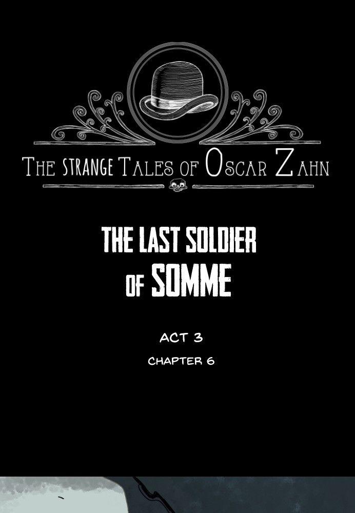 The Strange Tales of Oscar Zahn 29 Page 1