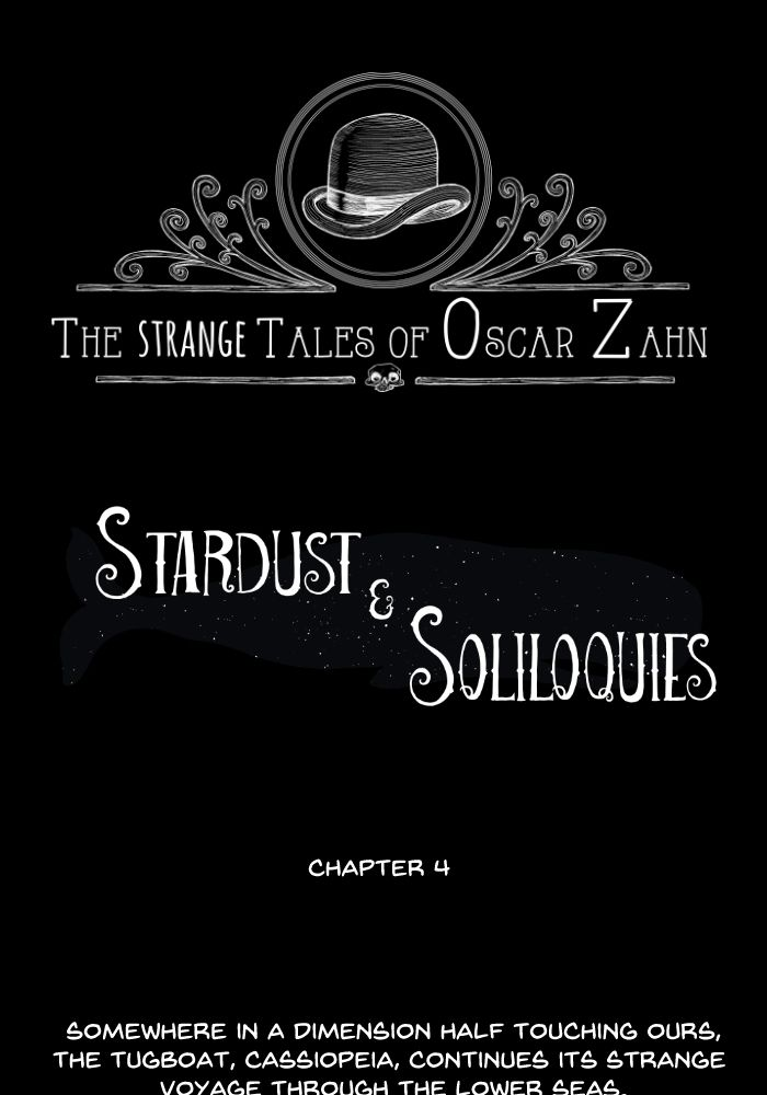 The Strange Tales of Oscar Zahn 34 Page 1