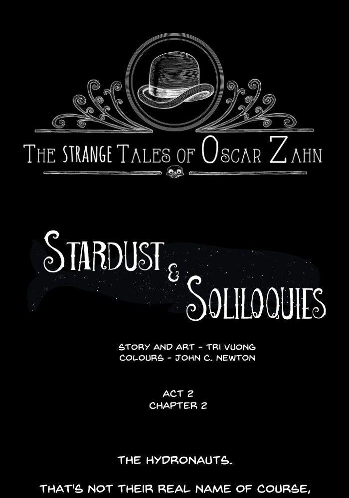 The Strange Tales of Oscar Zahn 42 Page 1