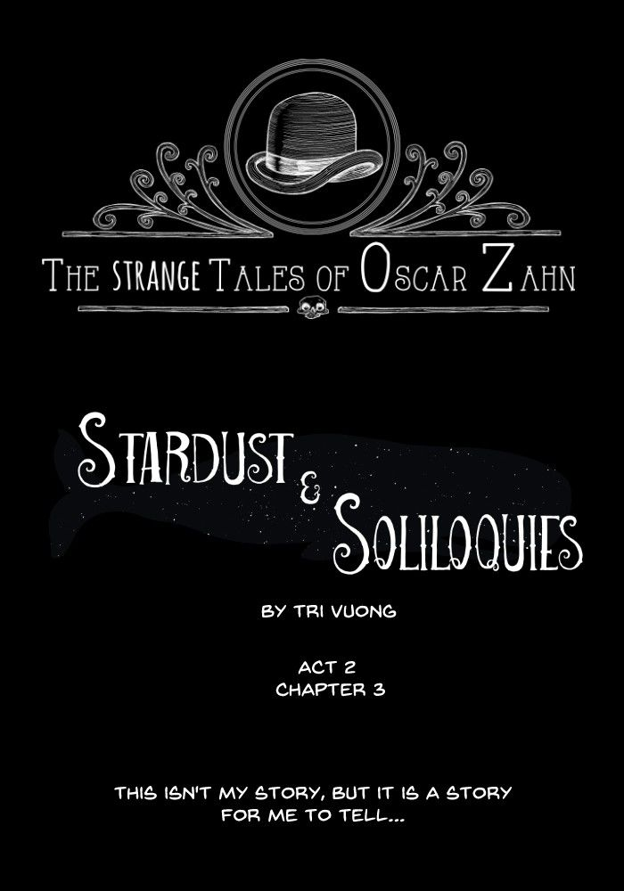 The Strange Tales of Oscar Zahn 43 Page 1