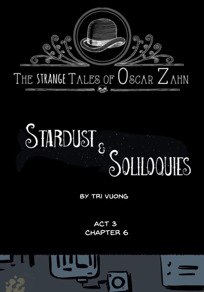 The Strange Tales of Oscar Zahn 58 Page 1