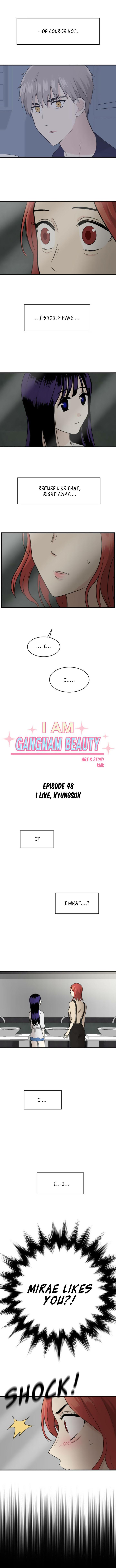 My ID is Gangnam Beauty 48 Page 1