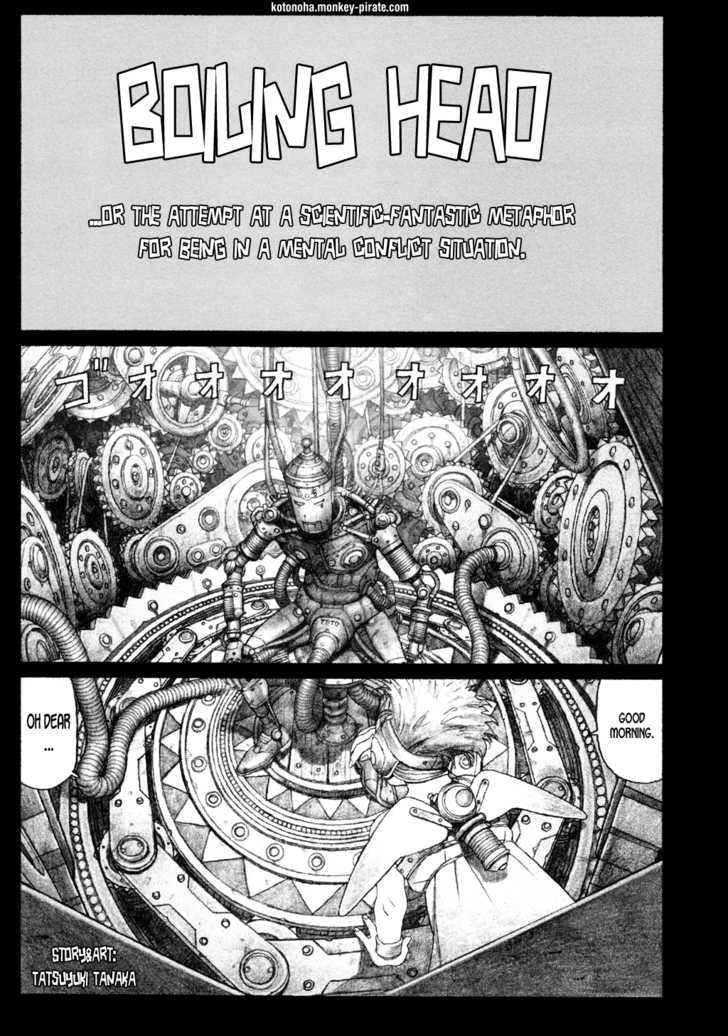 Comic Cue 2 Page 1