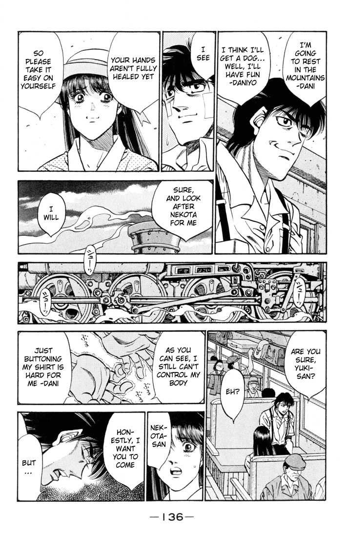 Hajime no Ippo 414 Page 2