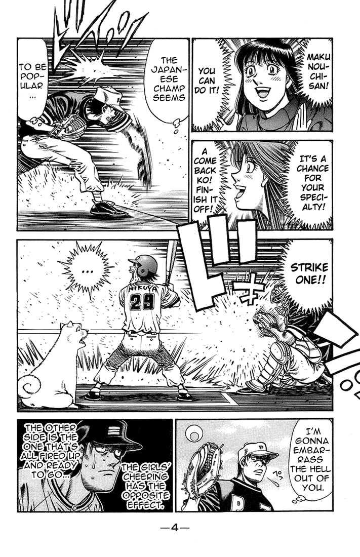 Hajime no Ippo 704 Page 2
