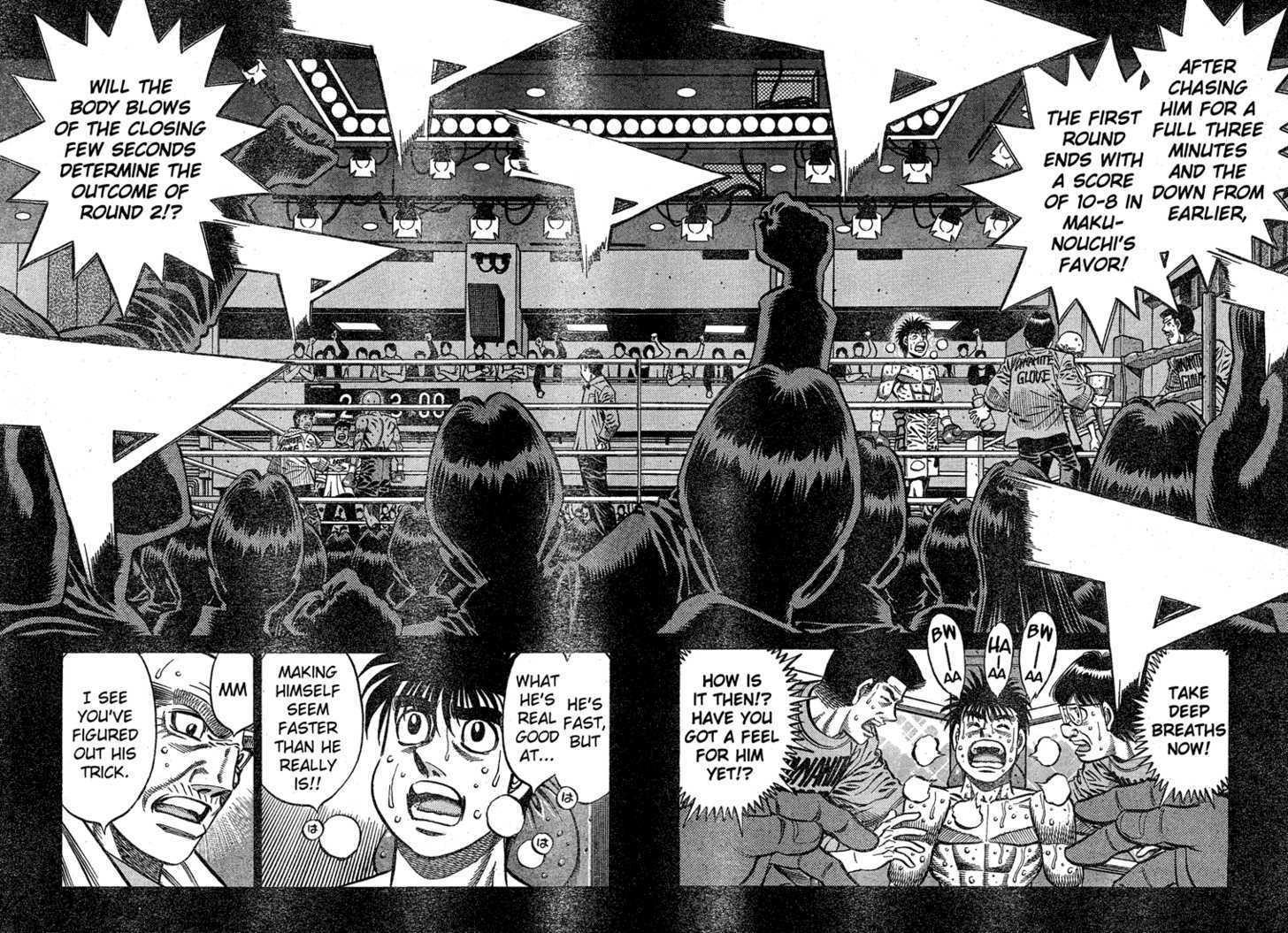 Hajime no Ippo 774 Page 2
