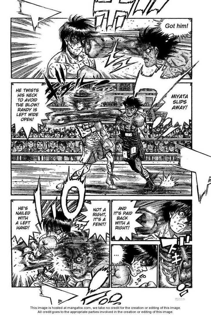 Hajime no Ippo 838 Page 2