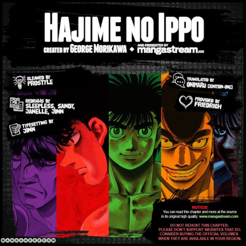 Hajime no Ippo 992 Page 2