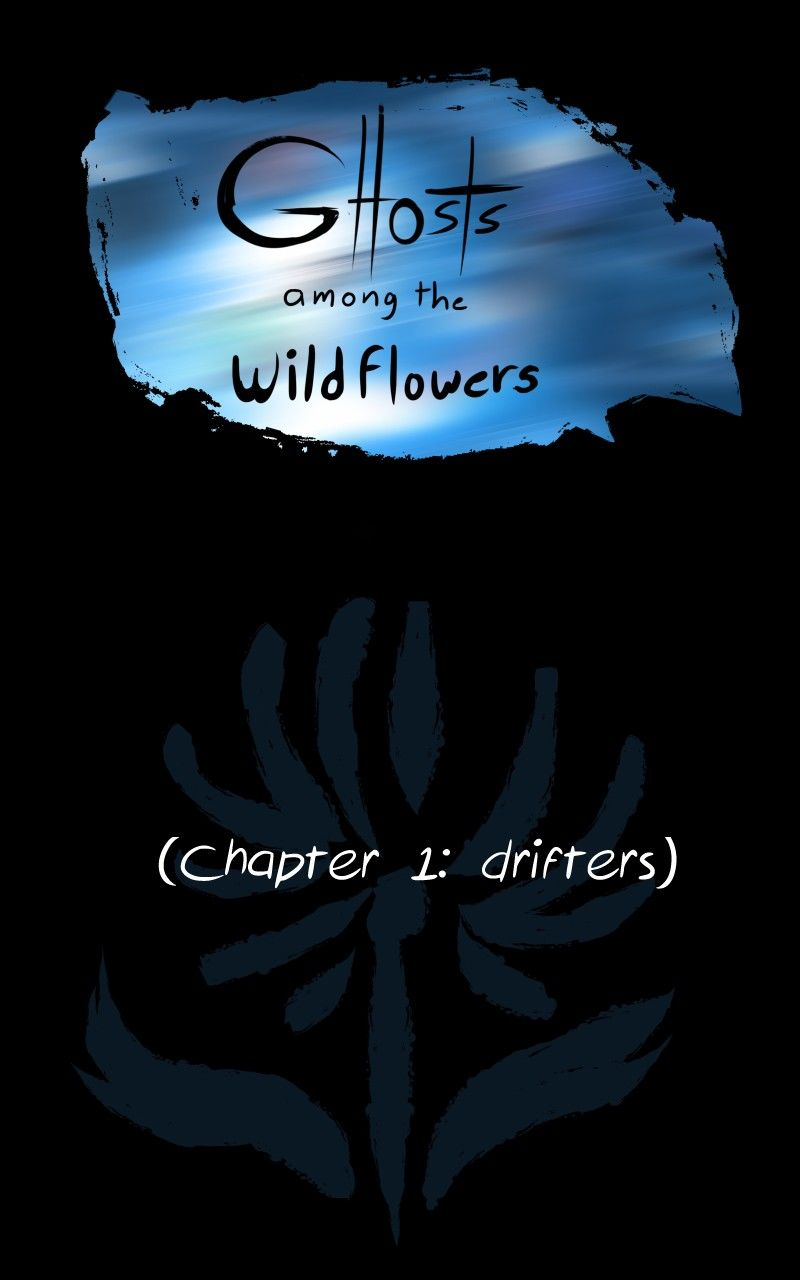 Ghosts Among the Wild Flowers 2 Page 1