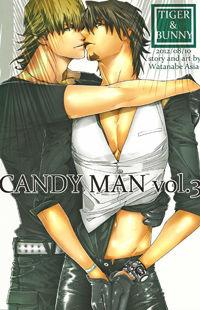 Tiger & Bunny dj - Candy Man