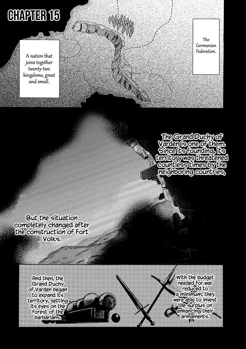 Haken no Kouki Altina 15 Page 2