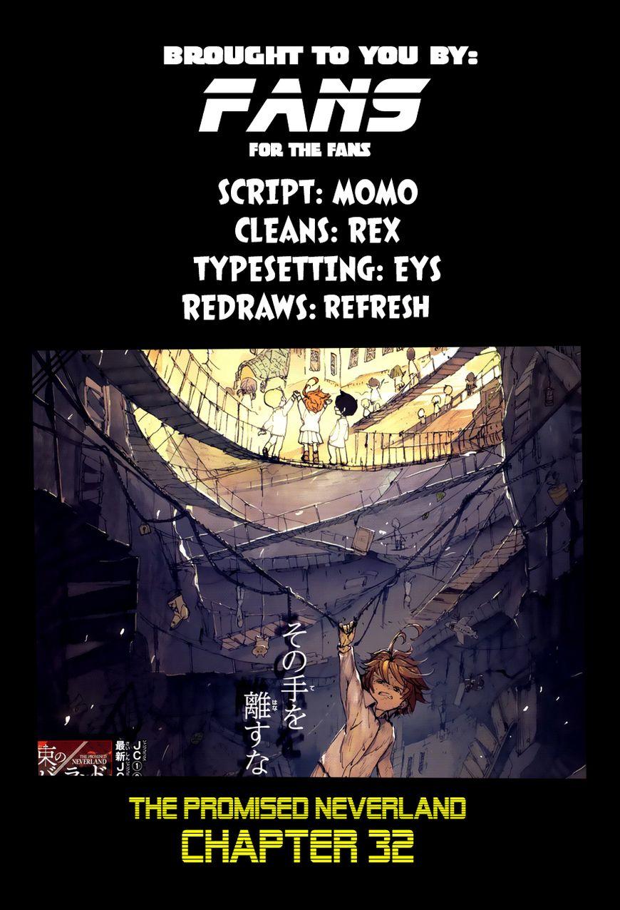 Yakusoku no Neverland 32 Page 2