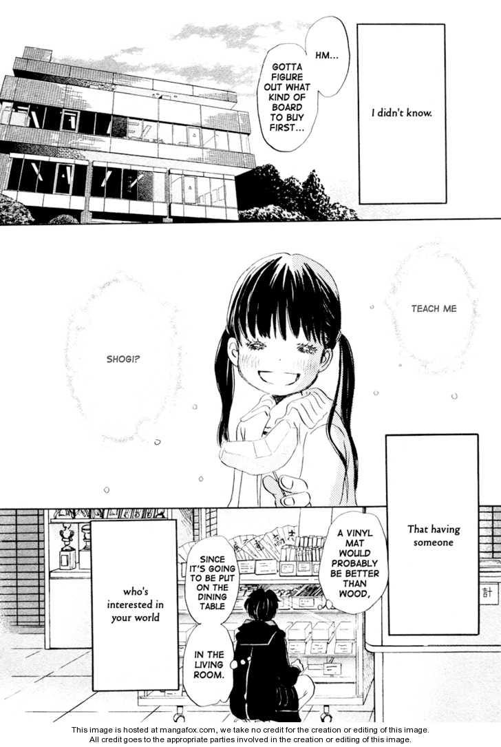Sangatsu No Lion 15 Page 3