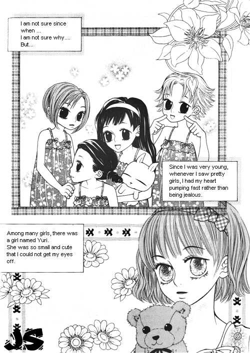 Utopia of Homosexuality 1 Page 1