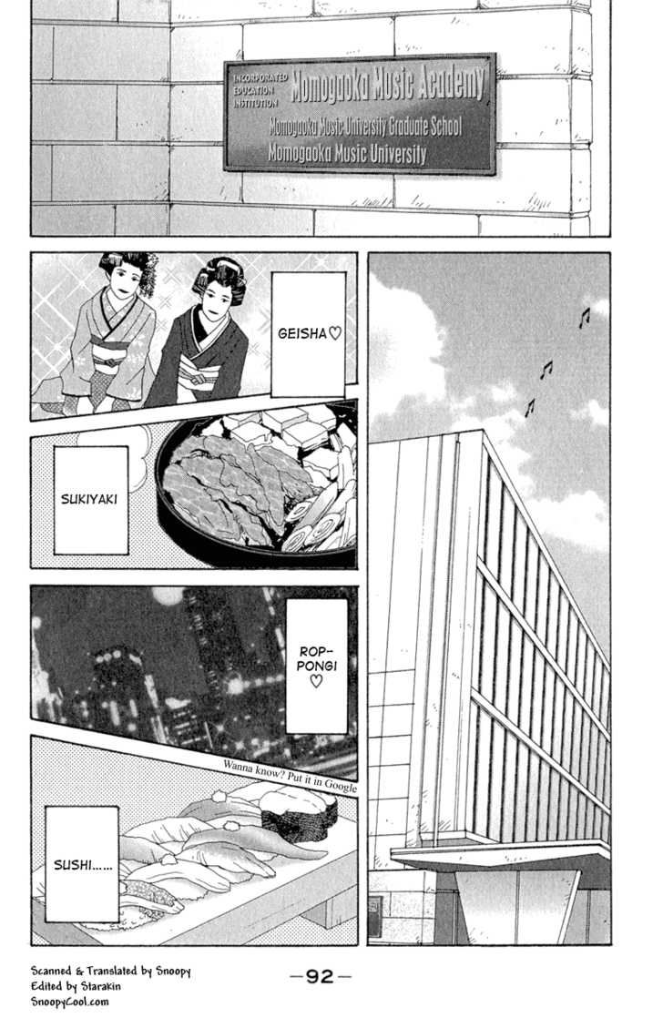 Nodame Cantabile 10 Page 2