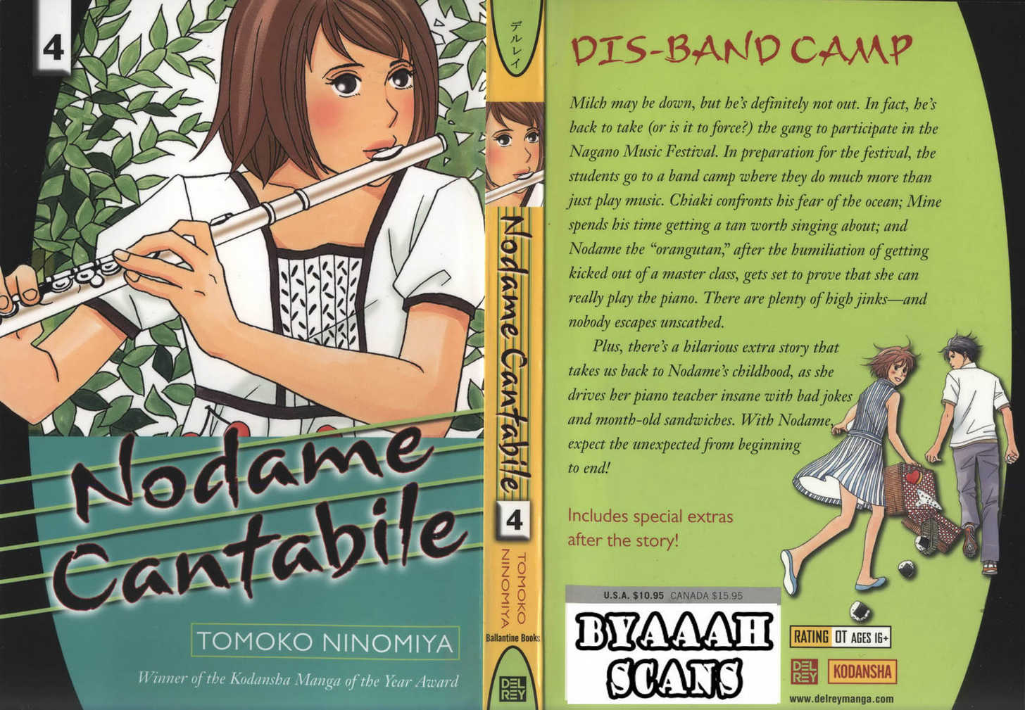 Nodame Cantabile 19 Page 1