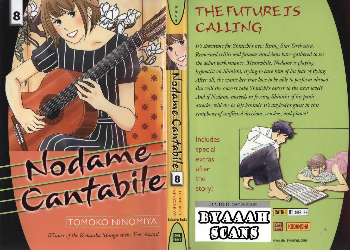 Nodame Cantabile 41 Page 1