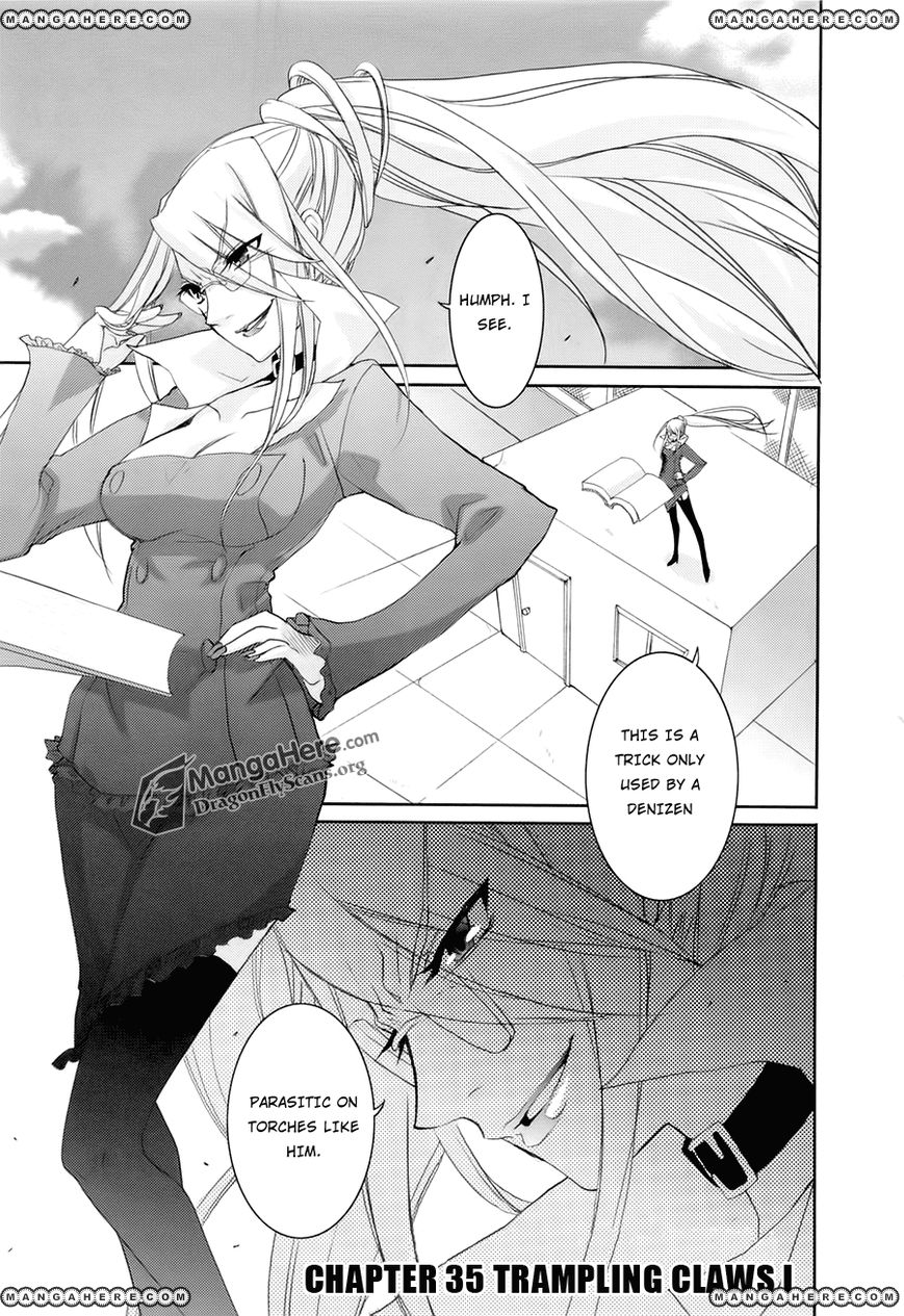 Shakugan no Shana 35 Page 2