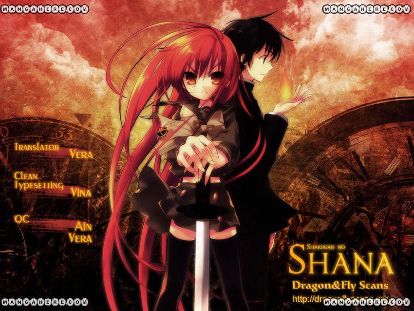 Shakugan no Shana 67 Page 1