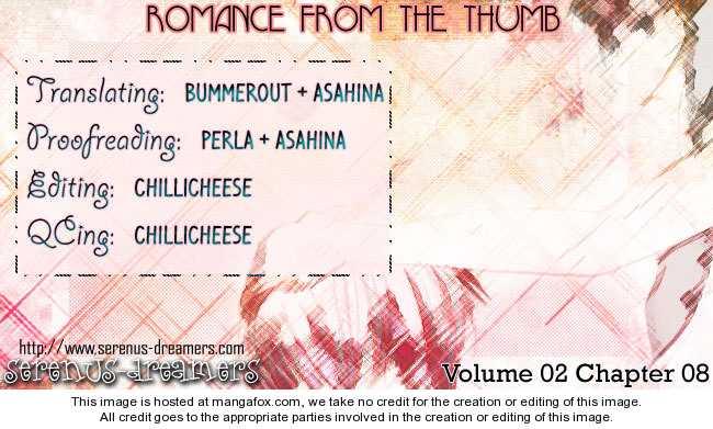 Oyayubi kara Romance 8 Page 1