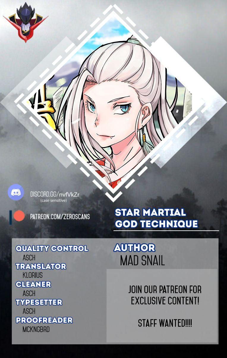 Star Martial God Technique 150 Page 1