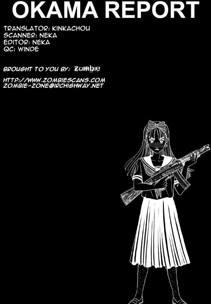 Okama Report 18 Page 1