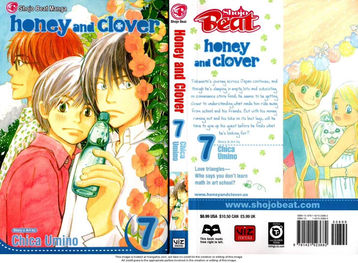 Honey and Clover 41 Page 1