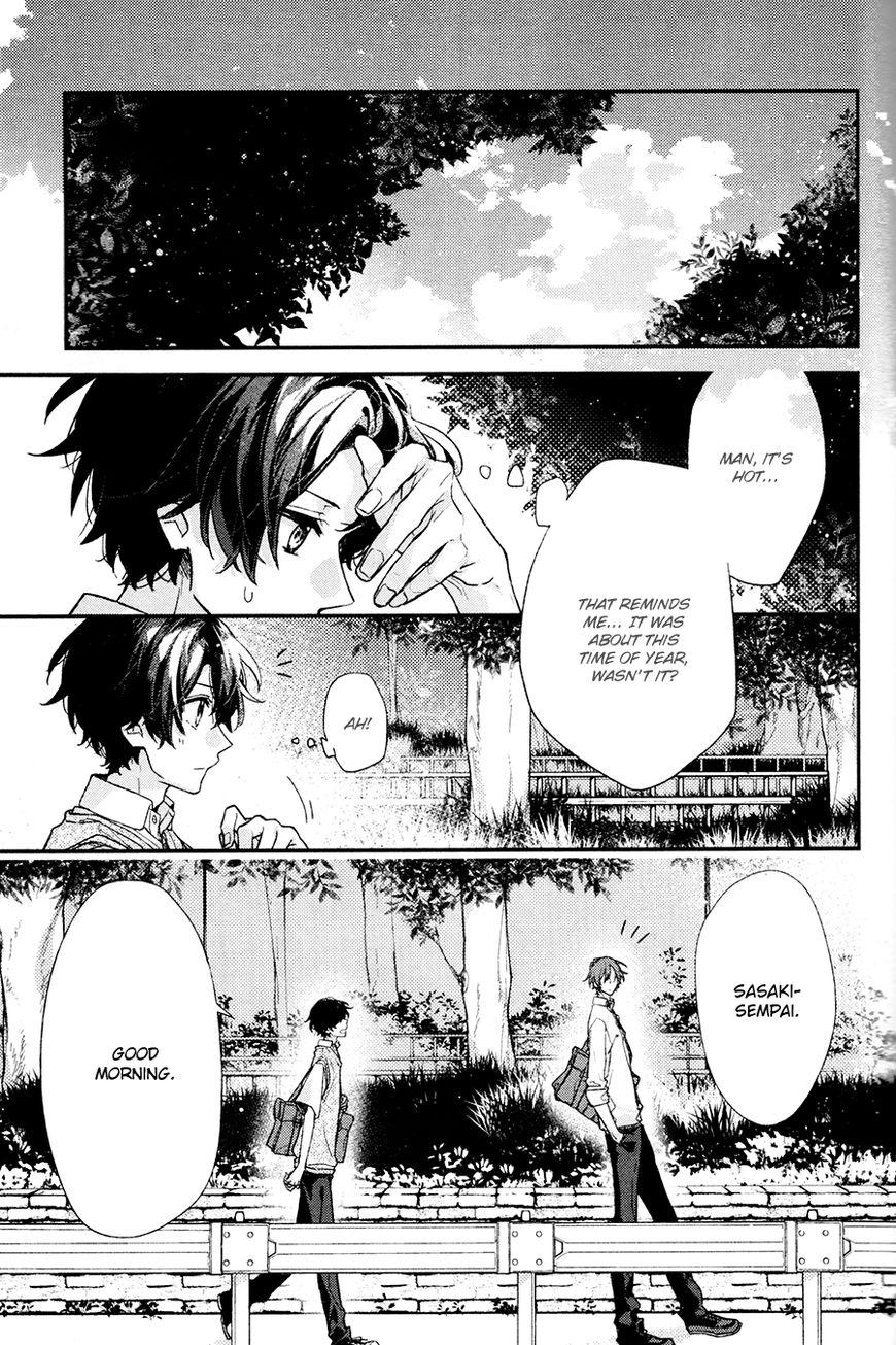 Sasaki to Miyano 17 Page 2