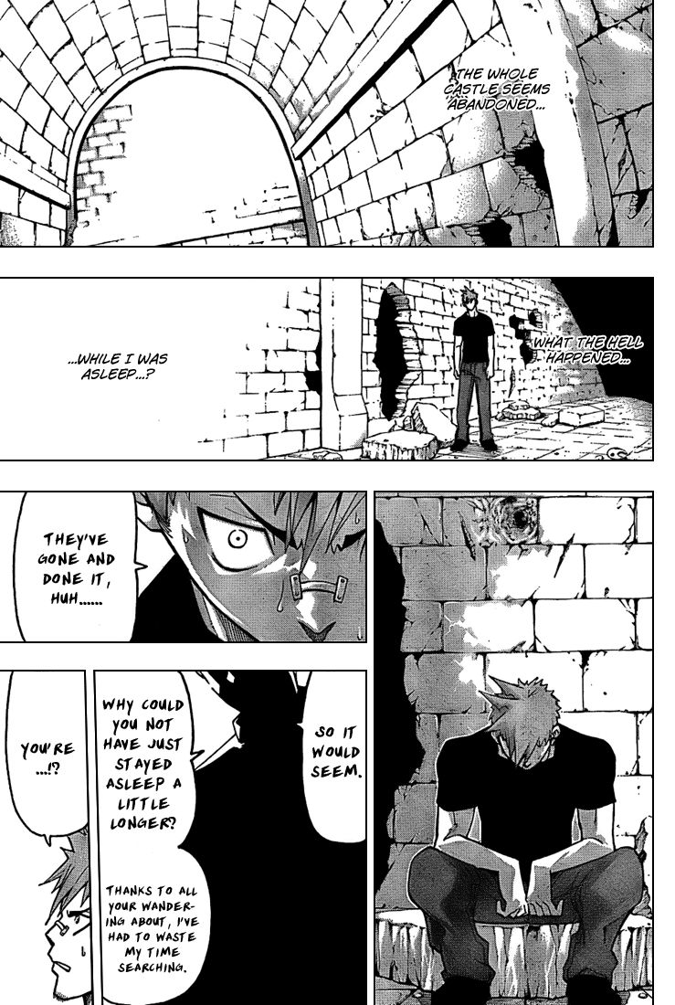 Soul Eater 61 Page 3