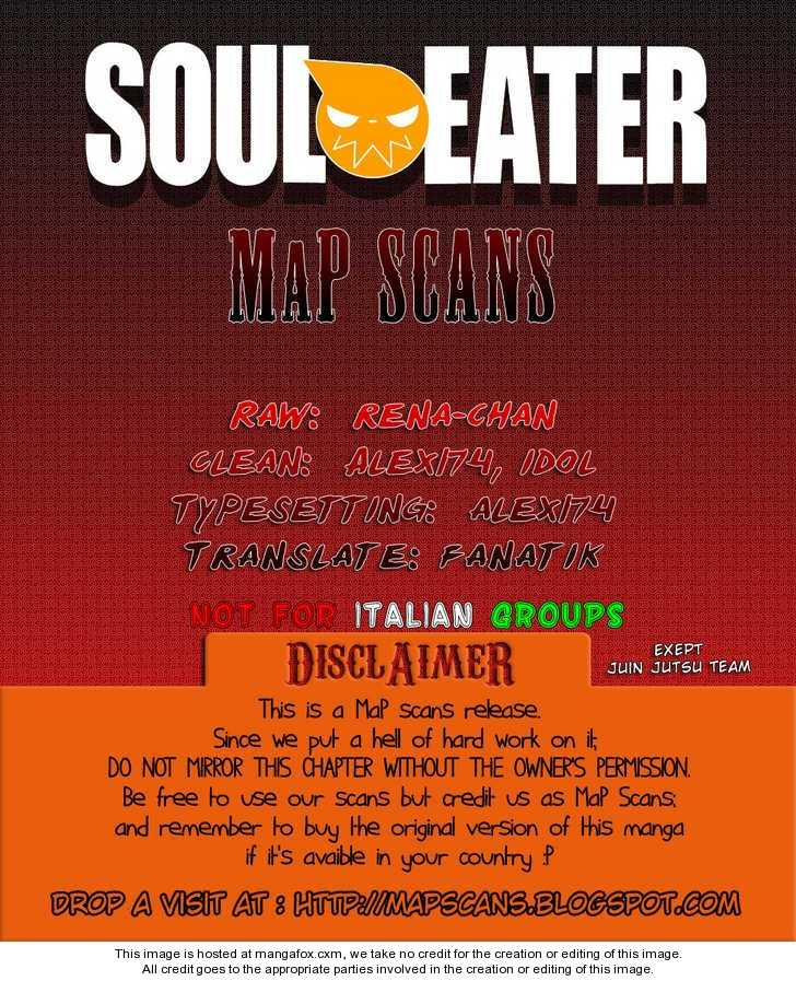 Soul Eater 64 Page 1