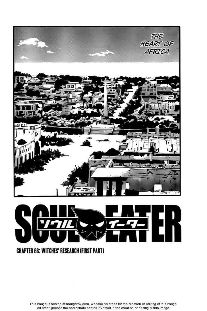 Soul Eater 66 Page 3