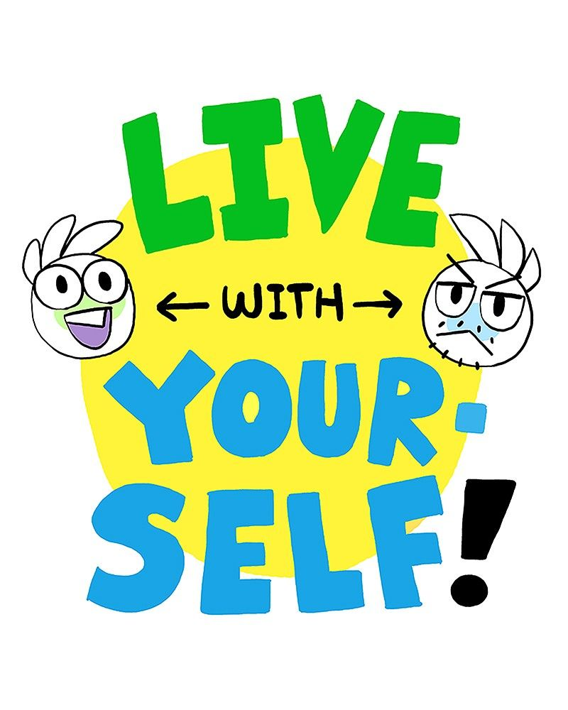 Live with Yourself! 27 Page 1