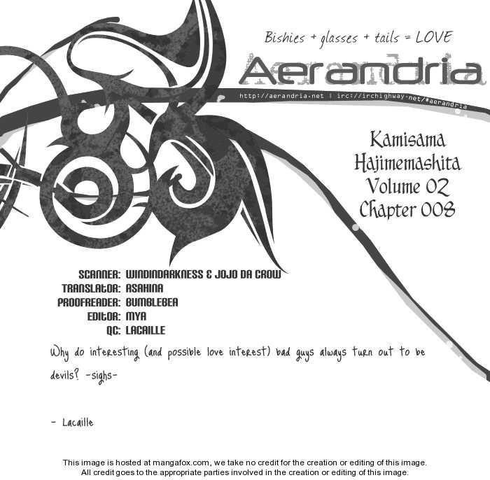 Kamisama Hajimemashita 8 Page 2