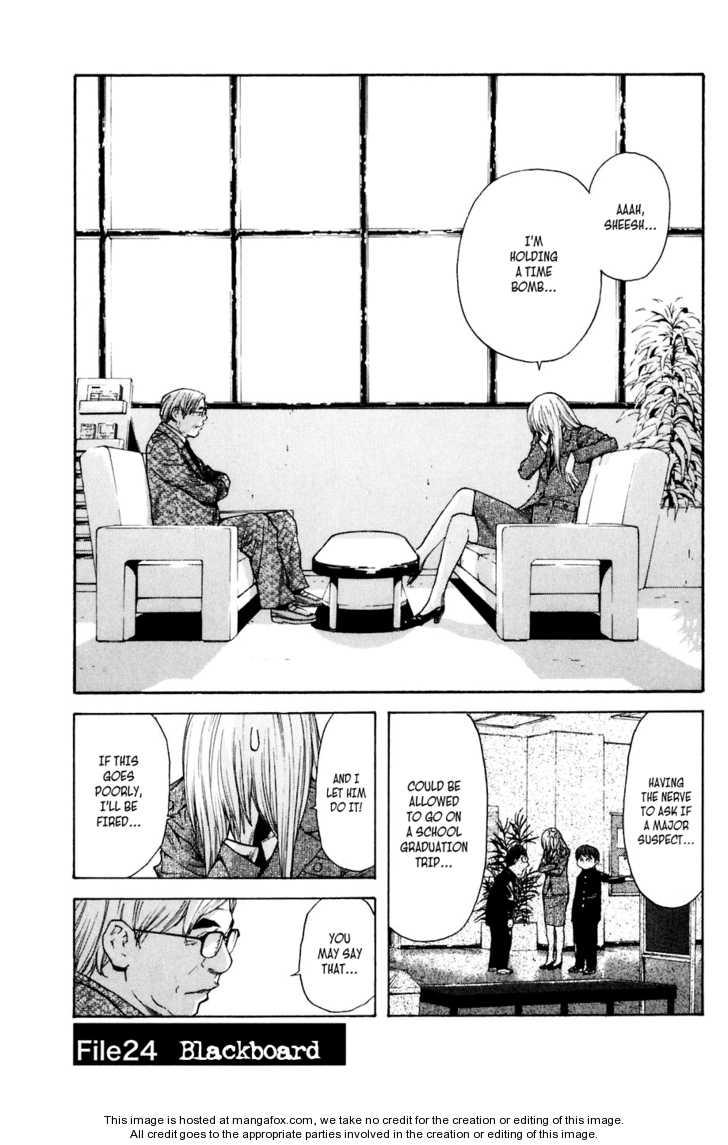 Shibatora 24 Page 1