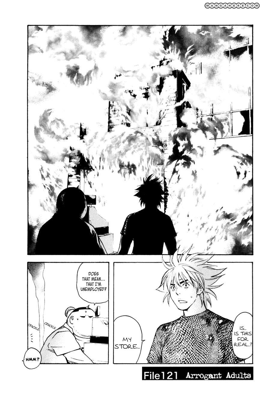 Shibatora 121 Page 1