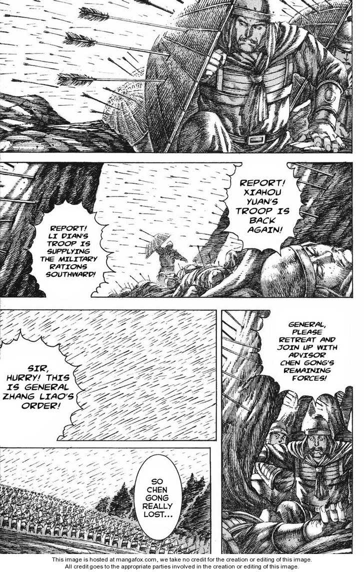 The Ravages of Time 124 Page 1