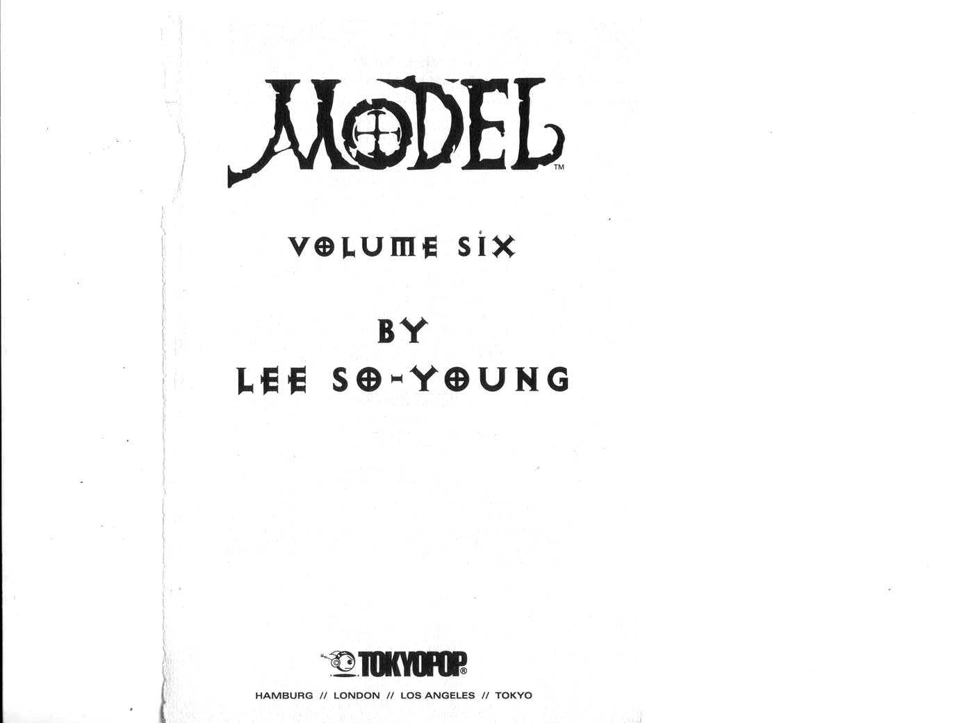 Model(LEE So Young) 6 Page 1