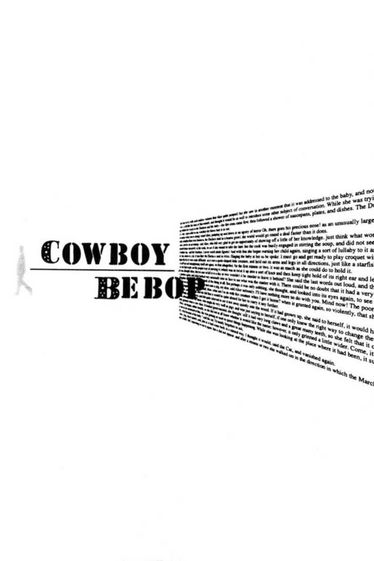 Cowboy Bebop 9 Page 1
