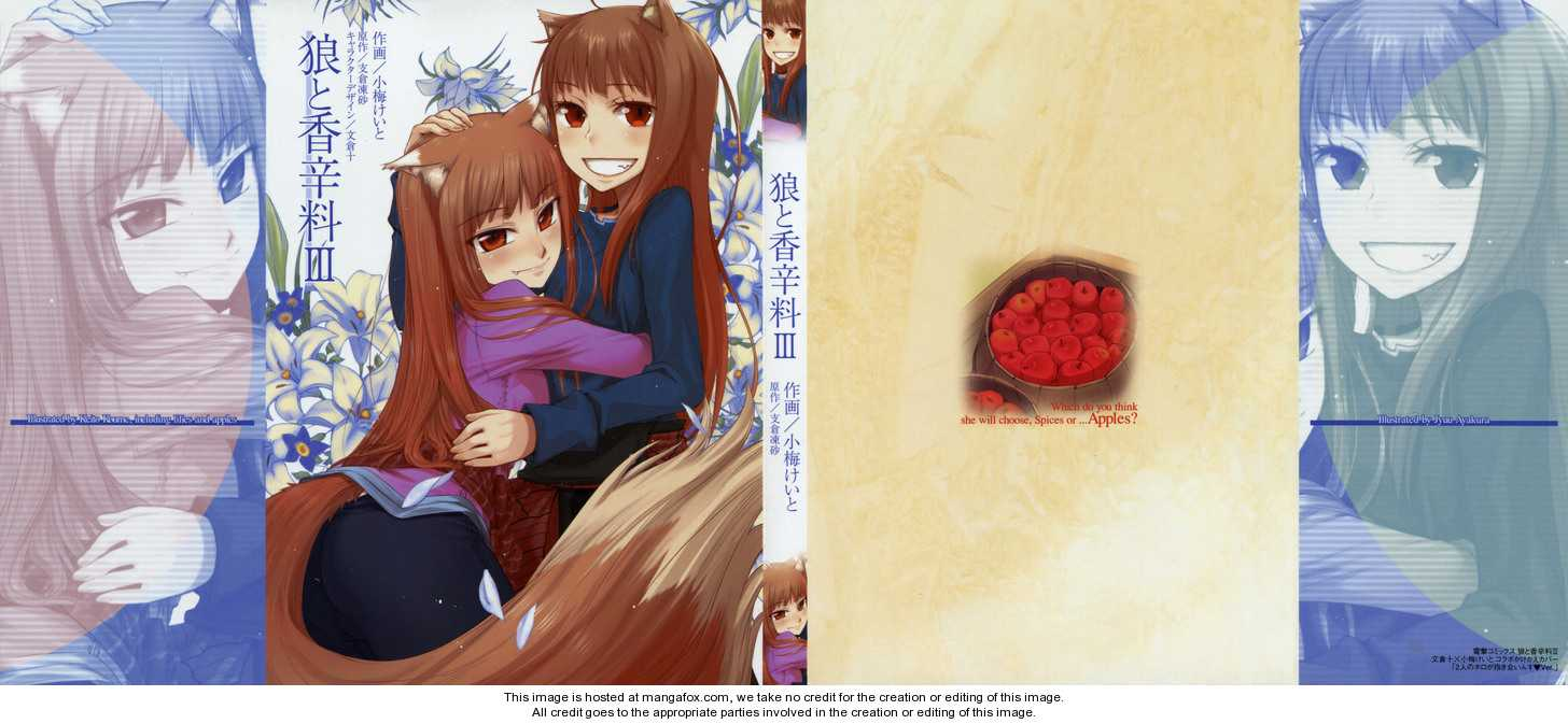 Spice and Wolf 13 Page 3