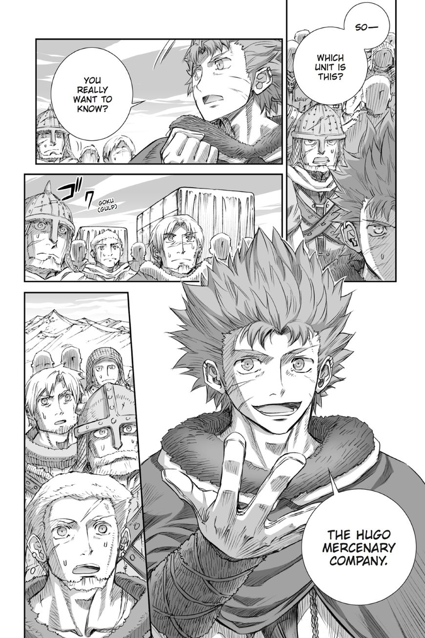 Spice and Wolf 88 Page 2